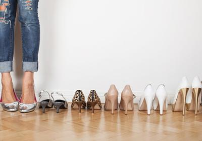 Tips Menggunakan Sepatu Hak Tinggi dengan Nyaman