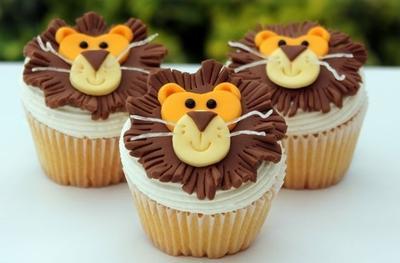 Aneka Macam Kue-Kue yang Terlalu Sayang Untuk Dimakan (Part 1: Animal)