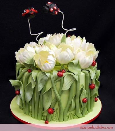 Aneka Macam Kue-Kue yang Terlalu Sayang Untuk Dimakan (Part 2: Flower)