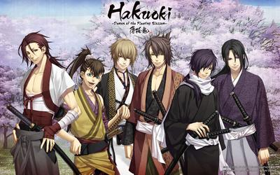 5. Hakuoki Shinsengumi Kitan