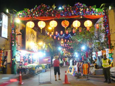 Night Market Johor Bahru