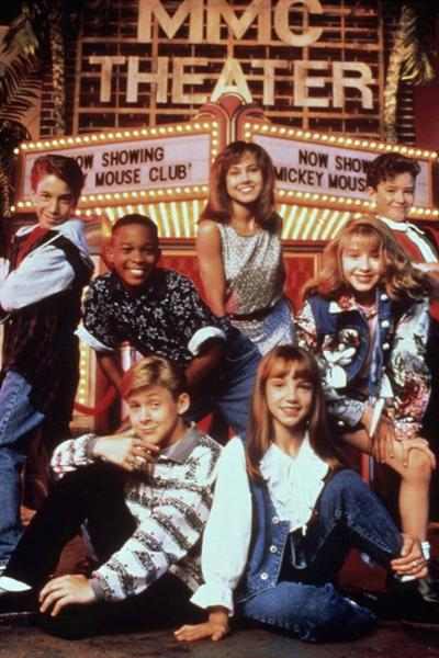 8. The Mickey Mouse Club