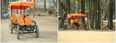 Mengelilingi Pulau dengan Sepeda