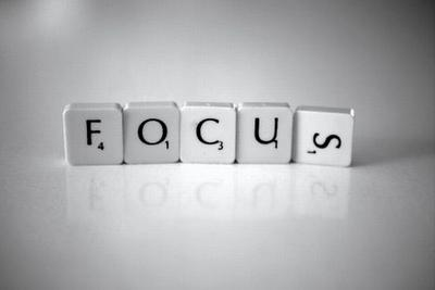 Tetap Fokus