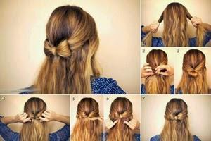 Cara Mengikat Rambut untuk Sekolah Ala Korea