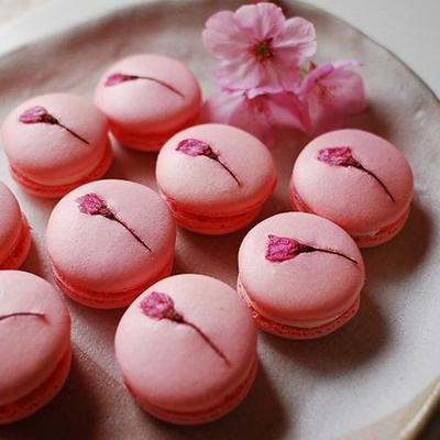 5. Macaroon Sakura