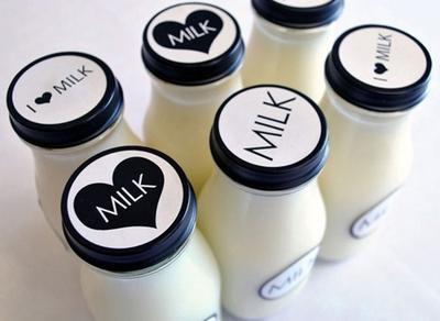 1. Susu Rendah Lemak