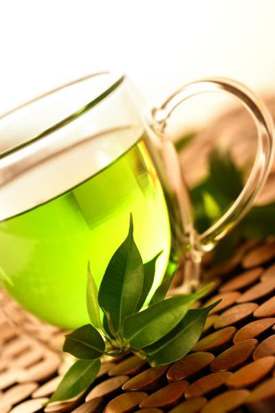 4. Green Tea