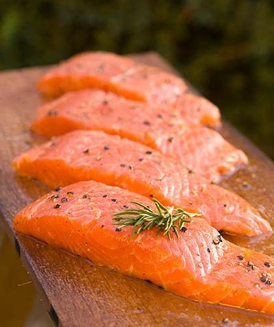 5. Salmon