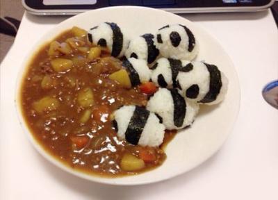 4 Kreasi Food Art Dengan Berbagai Karakter Tokoh