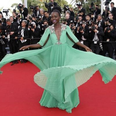 Parade Gaun Cantik di Karpet Merah Festival Film Cannes 2015