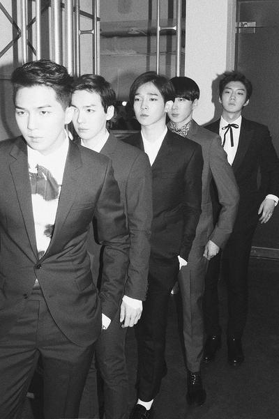 5 Idola Baru Dunia Kpop