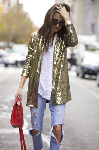 Glitter Outter