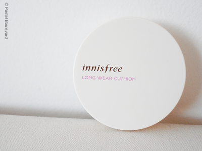 Long Wear Cushion Innisfree