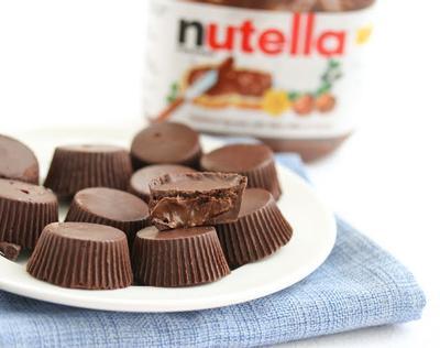 Cicipi Olahan Nutella Lezat