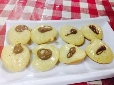 Kue Cubit Nutella ala Warung Nagih akan tersedia mulai bulan MEI :)) hanya di Warung Nagih!