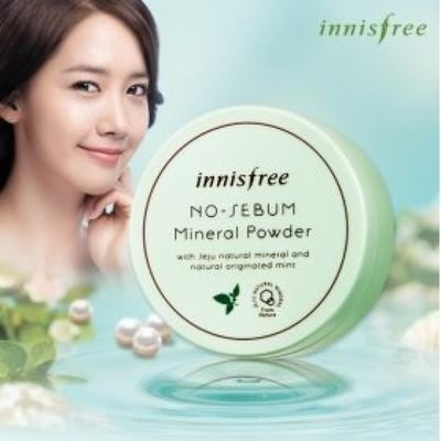 Innisfree No Sebum Mineral Powder (Review)
