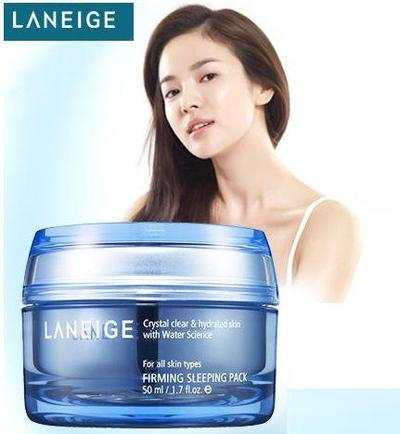 Laneige Firming Sleeping Pack (Review)