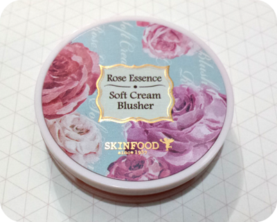 Skin Food Rose Essence Soft Cream Blusher (Review)
