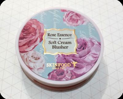 Skin Food Rose Essence Soft Cream Blusher (Review)