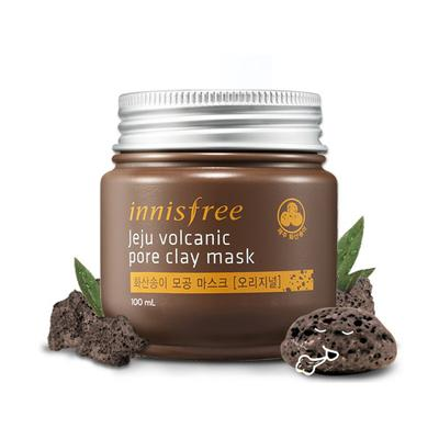 Innisfree Jeju Volcanic Clay Mask (Review)
