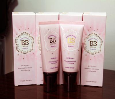 Review Pengguna: Etude House Precious Mineral BB Cream Bright Fit