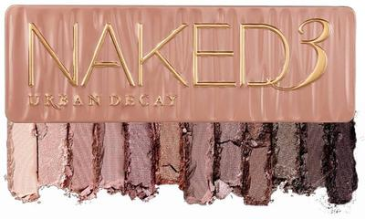 Review Pengguna: Urban Decay Naked3 Eyeshadow Palette