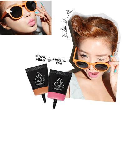 Review Pengguna: 3 Concept Eyes Lip Pigment