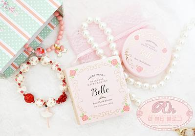 Etude House Princess Happy Ending Rose Cheek Blusher