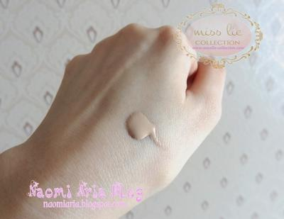 Etude House BB Cream Precious Mineral Bright Fit Light Beige oleh Naomi Aria