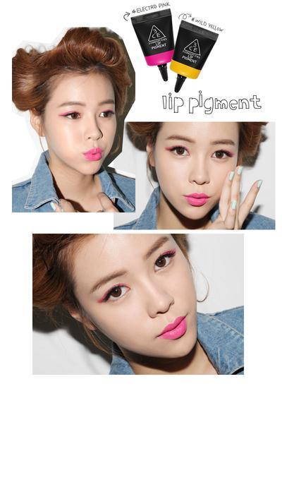 3 Concept Eyes Lip Pigment