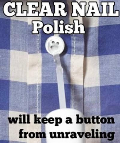Kancing Baju Copot