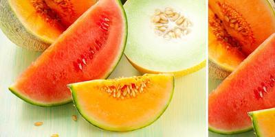 Melon dan Semangka
