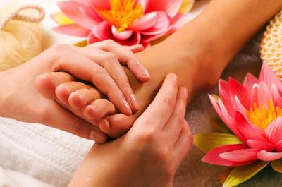 Perawatan Tangan dan Kaki