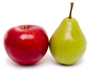 Makan Buah dan Sayuran yang Renyah