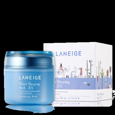 Review Pengguna: Laneige Water Sleeping Pack_EX