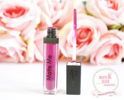 Review Pengguna: Sleek Matte Me