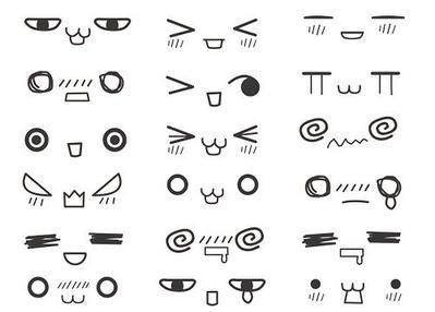 Kaomoji, Emotikon lucu dari Jepang