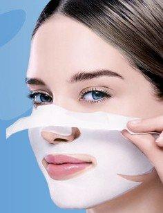 Mask Sheet Untuk Mencerahkan Wajah
