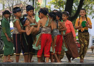 Permainan Tradisional Anak-anak di Jawa Timur