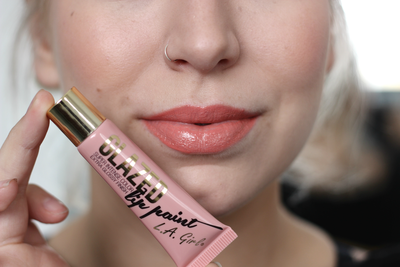 L.A Girl Glazed Lip Paint Elude