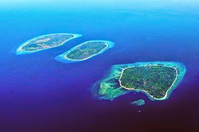 Tiga Gili, Pulau Surga Nan Eksotis di Lombok