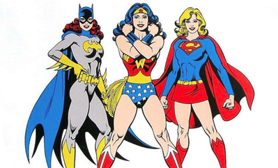 Karakter Superhero Perempuan Terpopuler di Dunia