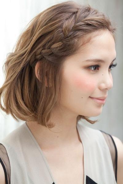 Gaya Kepang Untuk Rambut Pendek Fashion Beautynesia - Hairstyle buat rambut pendek