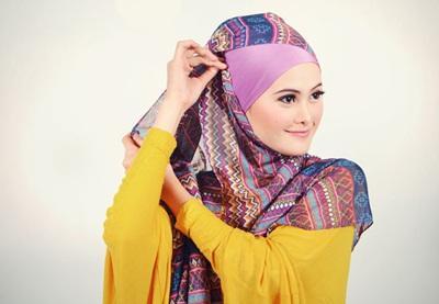 5. Tidak memakai jilbab yang sama dalam waktu yang lama
