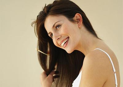 7. Mengistirahatkan rambut
