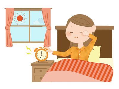 Selamat pagi! Apa yang pertama kali kamu lakukan setelah bangun tidur?