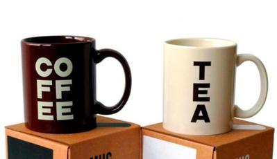 Teh atau kopi?