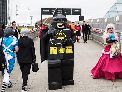 Lego Batman!