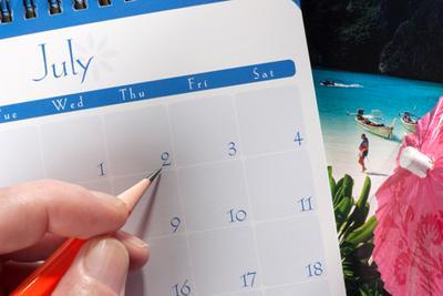 Merencanakan liburan